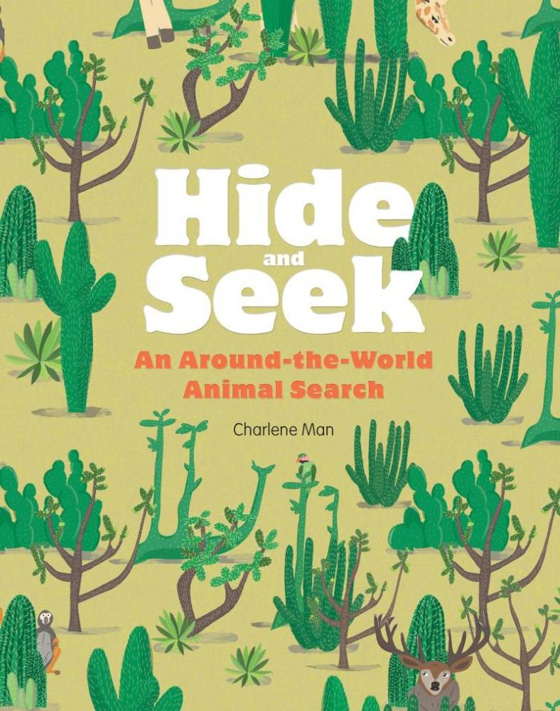 Hide And Seek Kids Kids Book Review Review Hide And Seek An Around The World