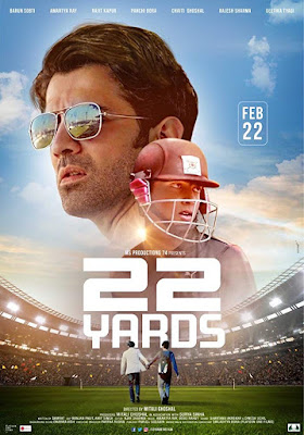 22 Yards 2019 Hindi 720p HDTVRip 1.4GB