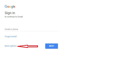 Gmail Create New Account
