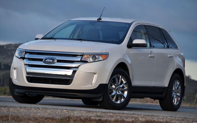 Free Owners Manual Pdf  2012 Ford Edge Owners Manual