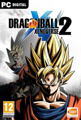 Dragon Ball: Xenoverse 2 PT-BR + CRACK PC Torrent (2016)