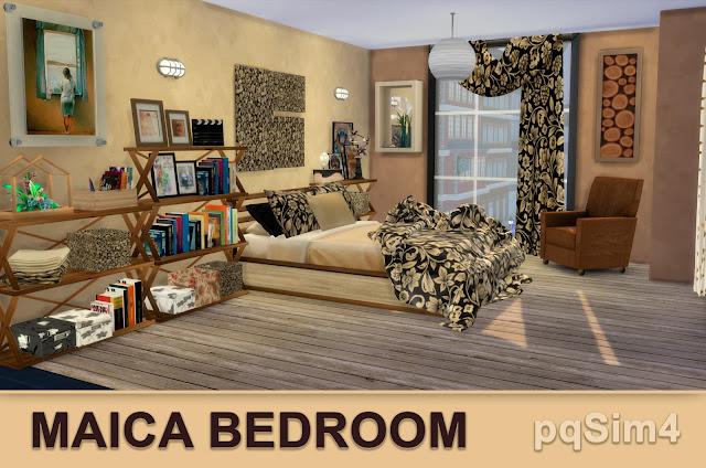 Detalle dormitorio Maica 3