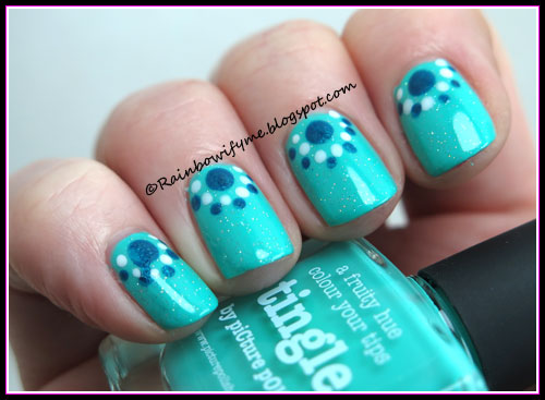 Picture Polish ~ Tingle
