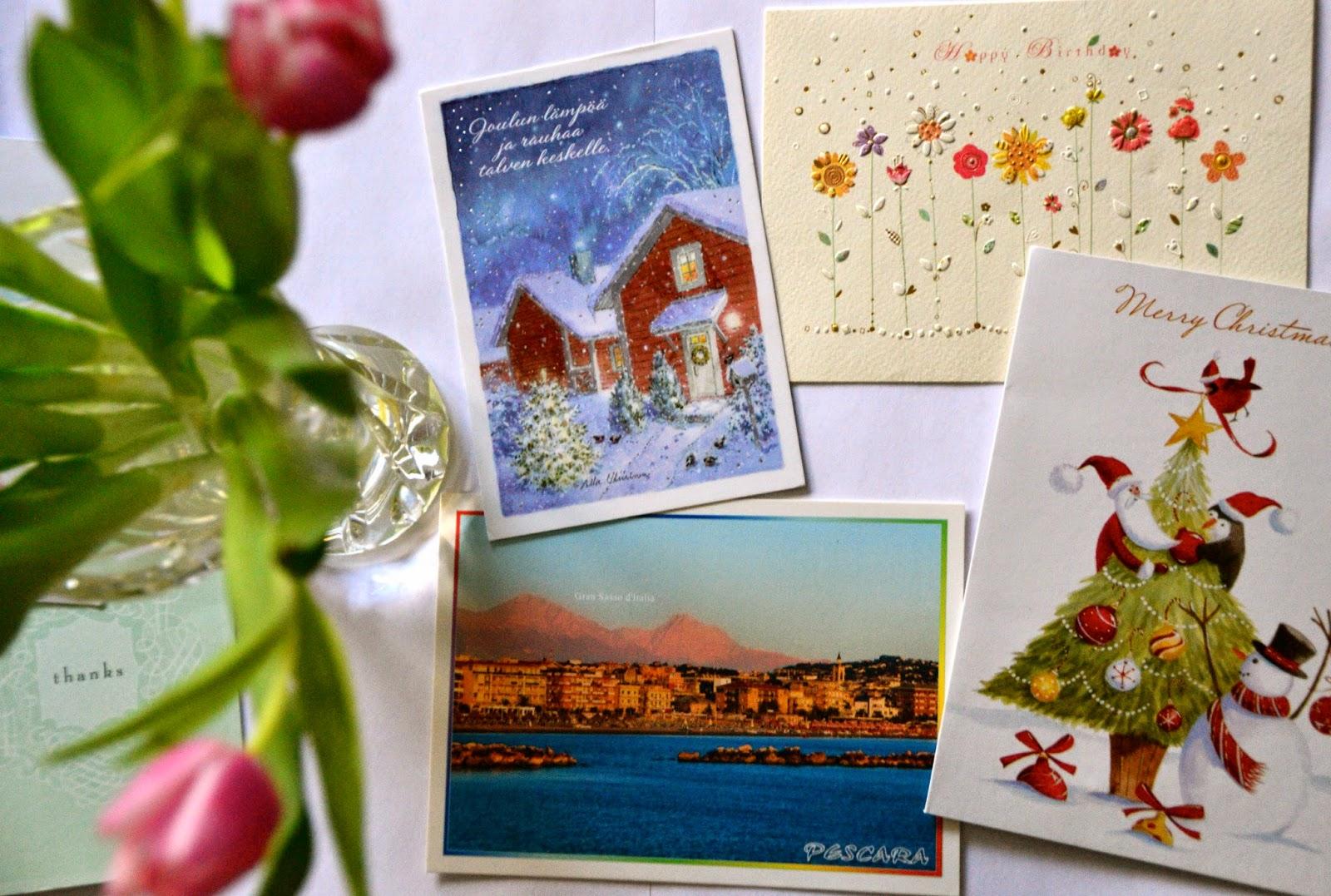 International secret santa 2015