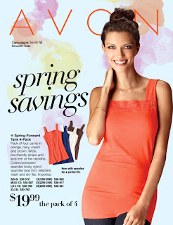 Avon Campaigns 14&15 Spring SavingsCatalog  Starts: 6/11/16.  Exp:7/8/16 Click Me!