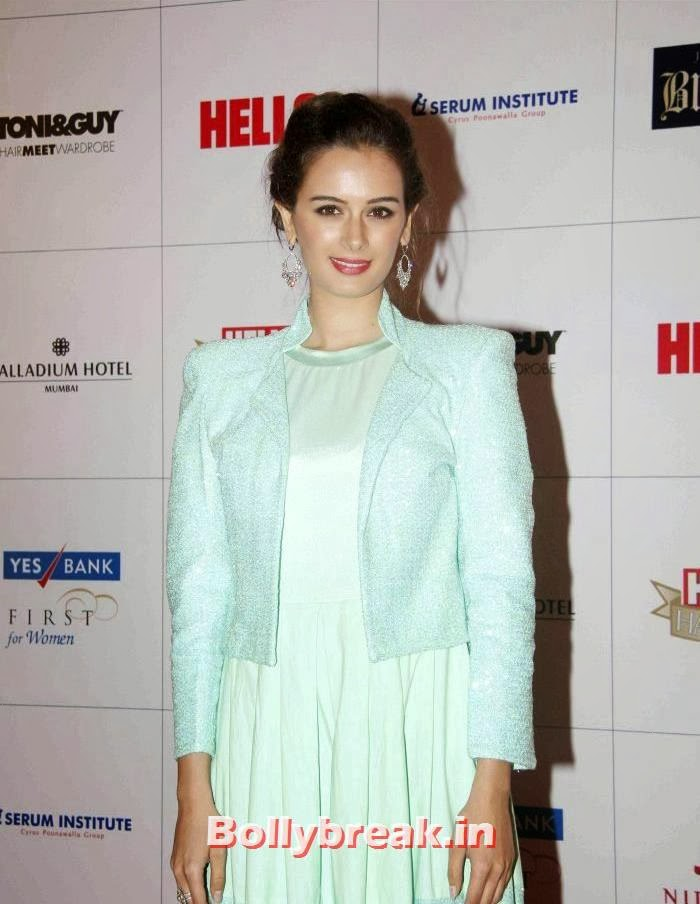 Evelyn Sharma, Hello Awards 2013 Pics