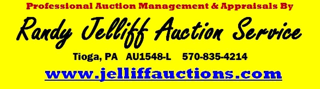 Randy Jelliff Auction