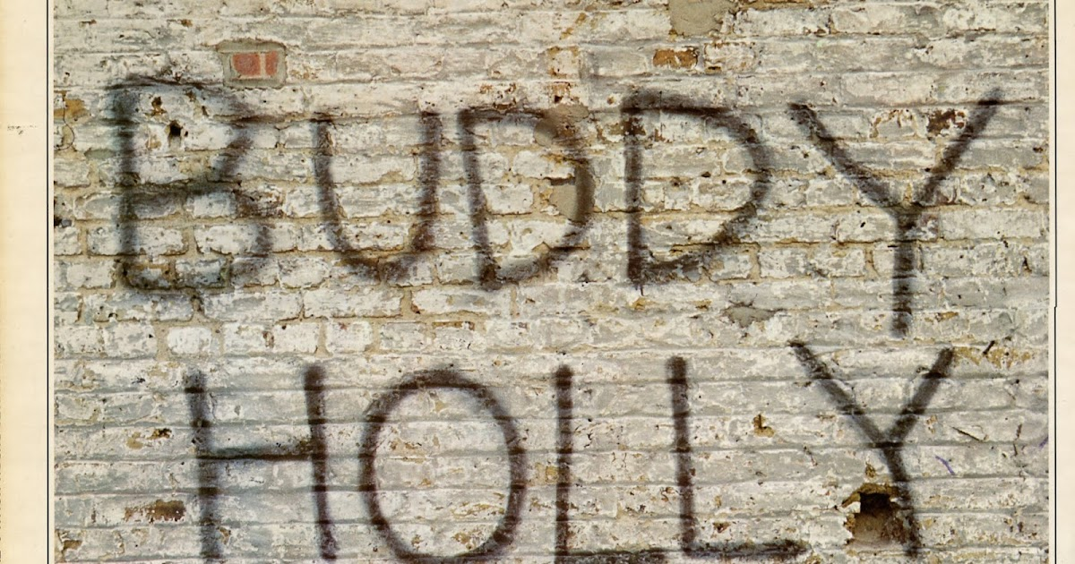 Buddy Holly Bo Diddley Its Not My Fault