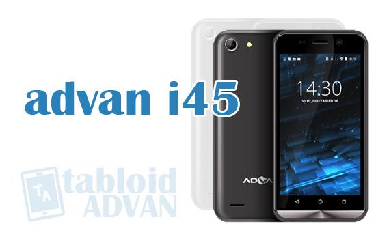 spek Advan i45