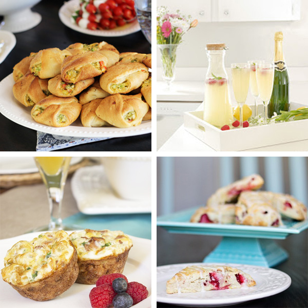 {entertaining With Style} The Best Easter Brunch Recipes
