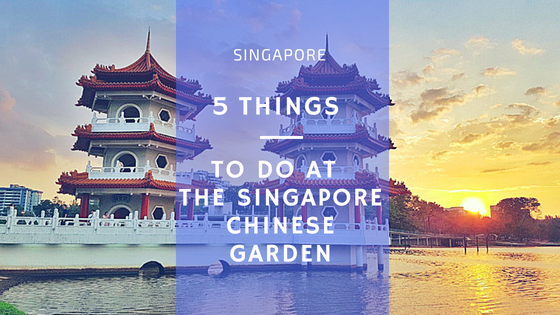 Journey to The West — The Singapore Chinese Garden - Jiahui Muses