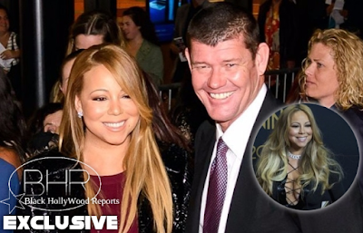 Mariah Carey Wants Ex- Fiance James Packer To Pay Up !!! She's Asking For $50 Million Dollars !!!