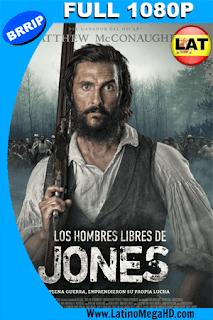 Los Hombres Libres De Jones (2016) Latino Full HD 1080P - 2016