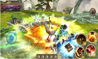 Kayle League of Legends Gameplay Screenshots
