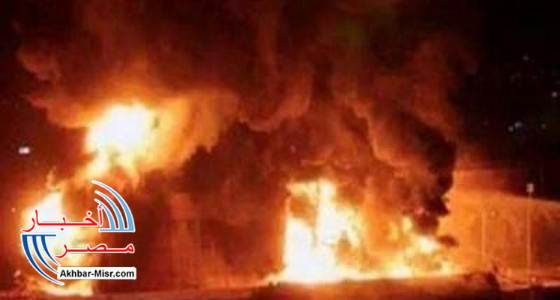 انفجارات شديدة في وسط إسرائيل