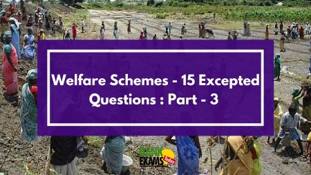 welfare schemes