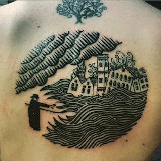 foto 15 de tattoos inspirados en grandes bandas