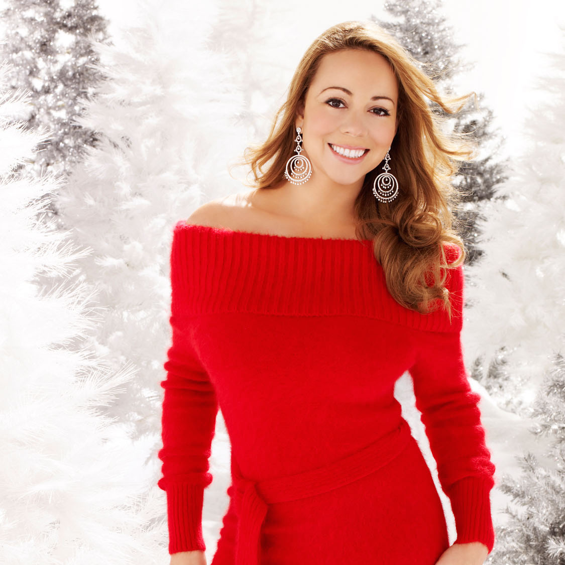 ECO GLAMAZINE: CHRISTMAS ANGEL: Mariah Carey Mariah Carey