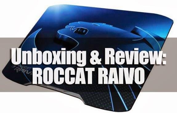 Unboxing & Review - ROCCAT RAIVO 23