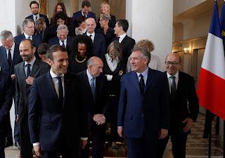 الحكومة الفرنسية تتهم ايران بالتخطيط لعمل ارهابى قرب باريس