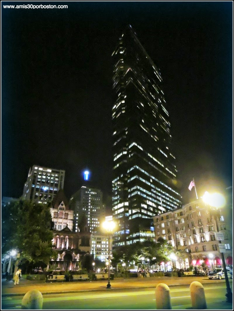 Copley Square en Boston