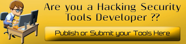 Hacking Tools Submit/Publish