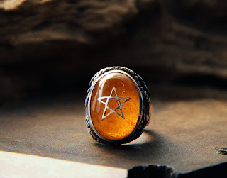 angel heart ring by alex streeter