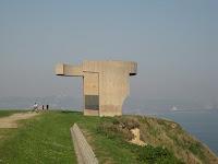 Elogio al horizonte, en Gijón