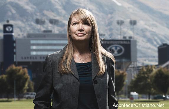 Lynn Wilder abandona el mormonismo