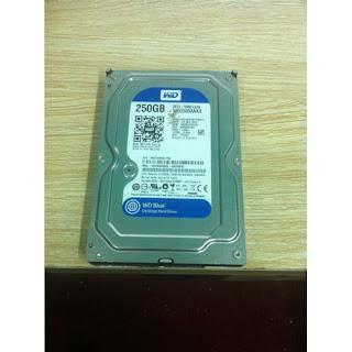 Ổ cứng HDD 250GB cho PC giá rẻ