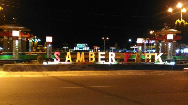 Lapangan Samber Park