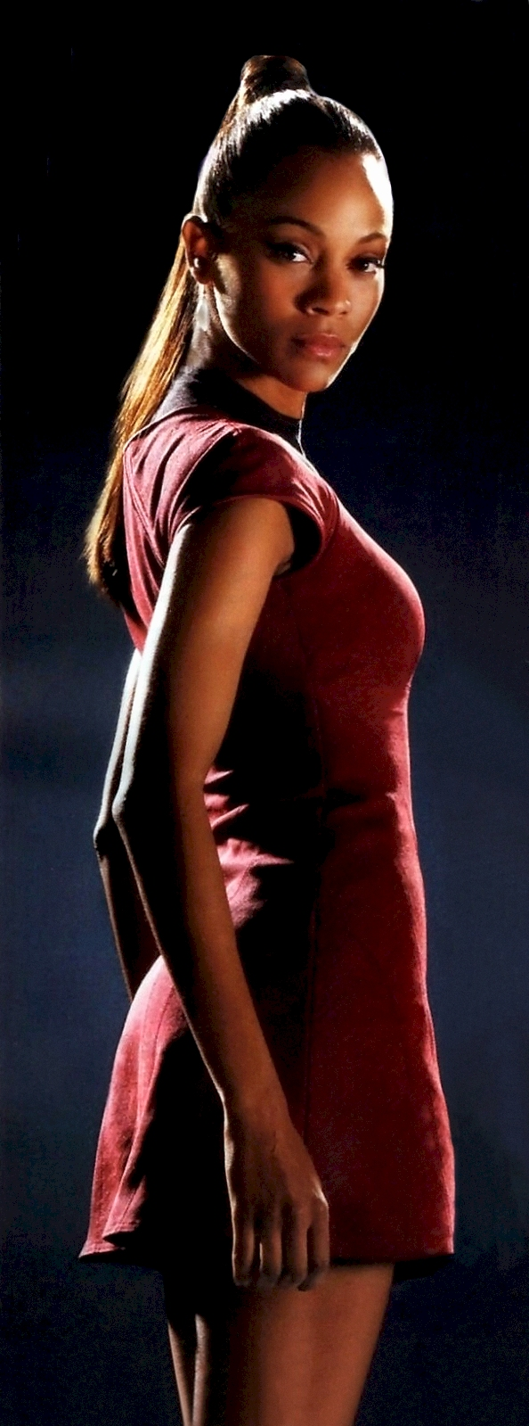 Zoe Saldana Star Trek Sex 58
