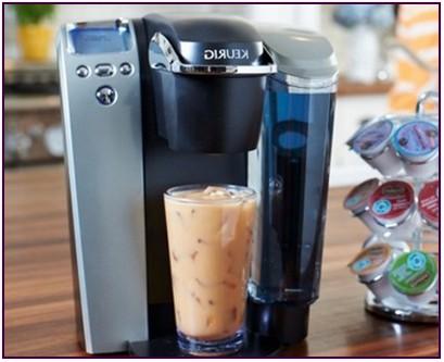 The Iced Coffee In Keurig Diaries