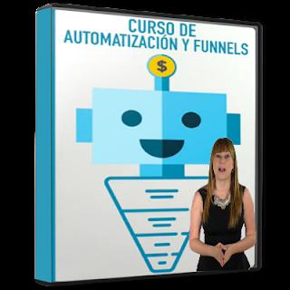 Vilma Nunez - Curso para crear Funnels y dominar la Automatización