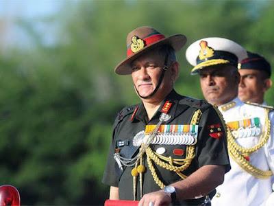 Indian Army, Bipin Rawat, Nepal, Nepal Army
