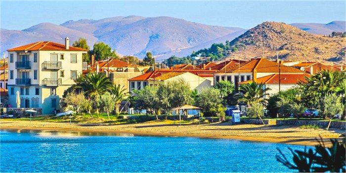 Appartamenti e hotel a Lemnos