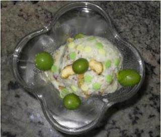 Helado de pistachos thermomix