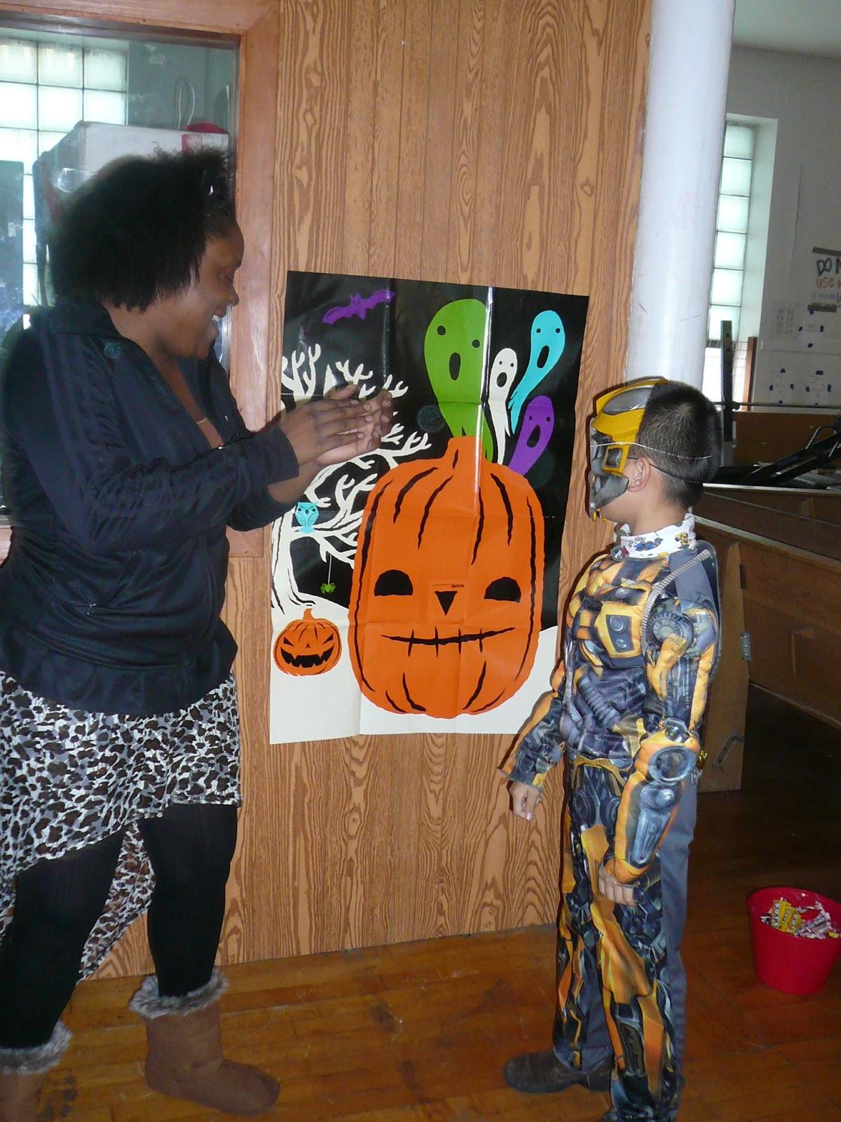 Teen Center Halloween 98