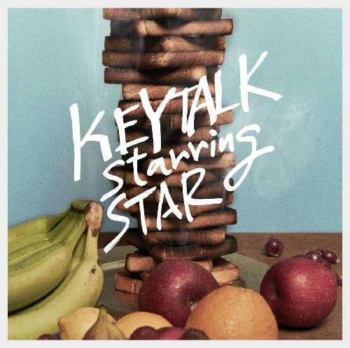 [Single] KEYTALK – スターリングスター (2015.10.14/MP3/RAR)