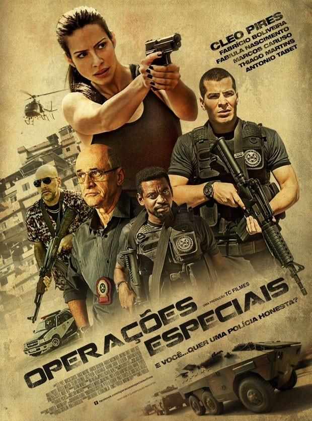 Operações Especiais – Nacional (2015)