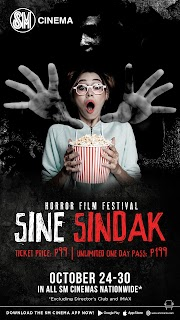 SM Cinema launches 1st Sine-Sindak Horror Film Festival!