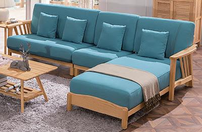 Bí kíp chọn màu sắc sofa phòng khách theo phong thủy