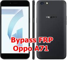 Bypass FRP Dan Lupa Pola Oppo A71