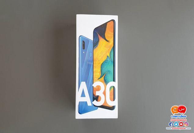 مراجعة مواصفات ومميزات وعيوب وسعر هاتف Samsung Galaxy A30