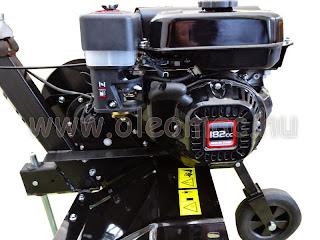Oleo-Mac MH 175 RK kapálógép EMAK 800 motor