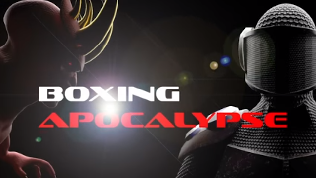 Action Combat Game Boxing Apocalypse