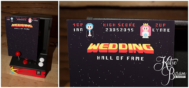 computer games themed wedding, space invaders wedding, alnwick treehouse wedding, alnwick treehouse, katie byram photography, alnwick gardens wedding, northumberland wedding venue, relaxed wedding photography, quirky wedding photographer