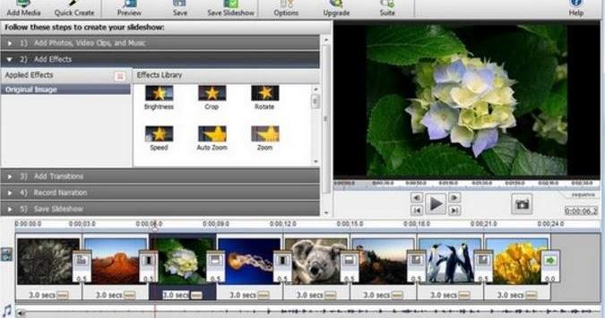 Creare Video Di Foto Musica Effetti Come Slideshow Di