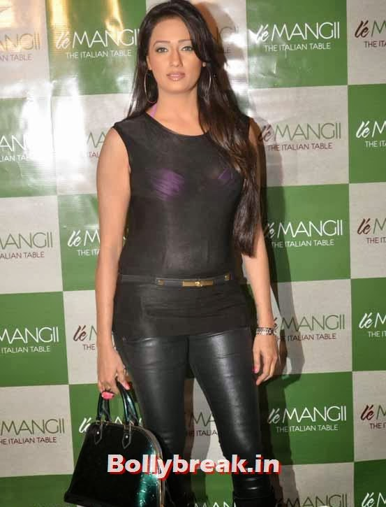 Brinda Parekh, Page 3 Celebs at 'Le Mangii' Launch Party