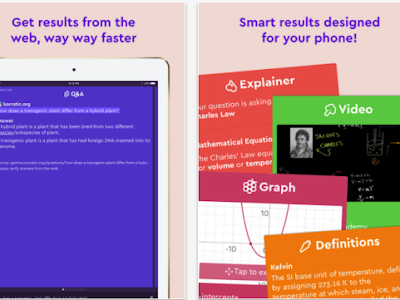 An Excellent Google App to Help Students with Their Homework
